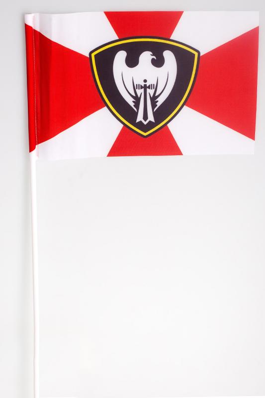 Флажок на палочке «Центральное региональное командование»