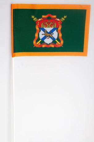 Флажок на палочке «Уссурийское Казачье войско»