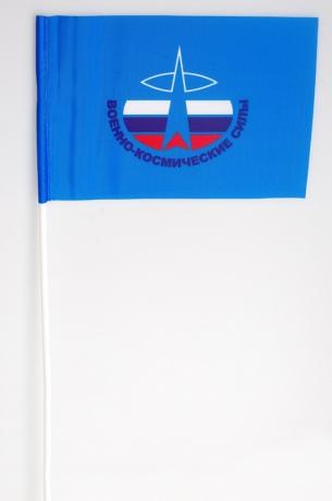 Флажок на палочке «Военно-космические силы»