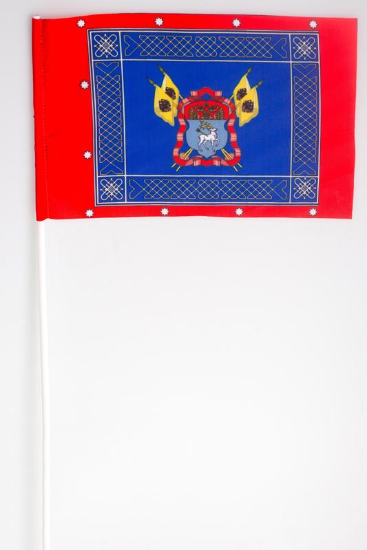 Флажок на палочке «Знамя Всевеликого войска Донского»
