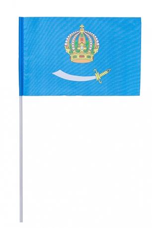 Флажок Астраханской области