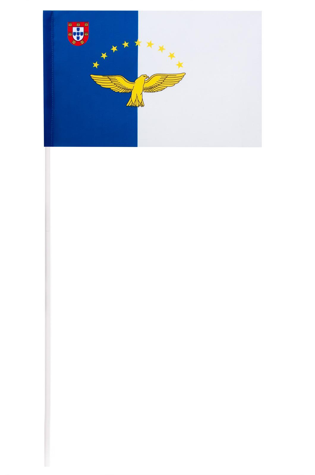 Флажок Азорских островов