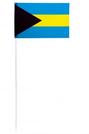 Флажок Багамских островов
