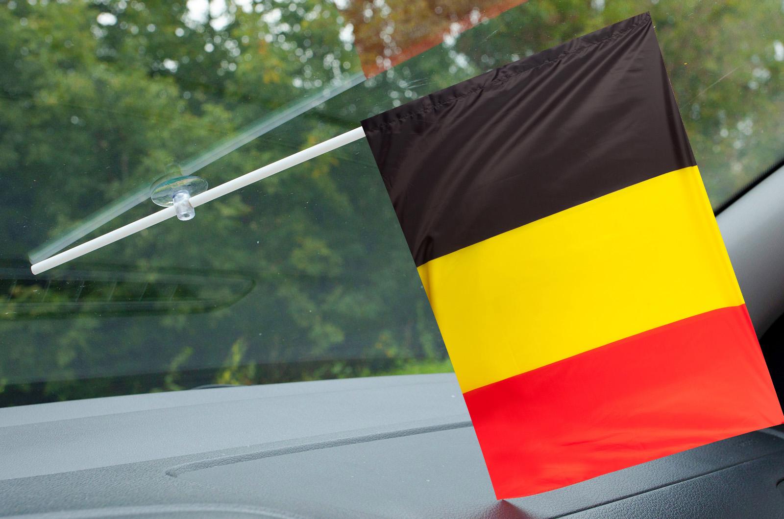 Флажок Бельгии