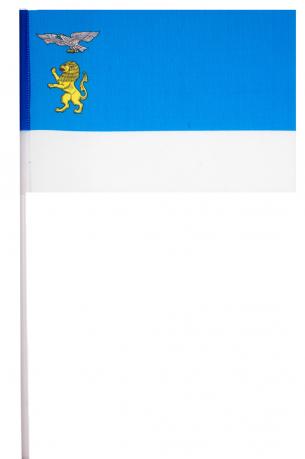 Флажок Белгорода на палочке