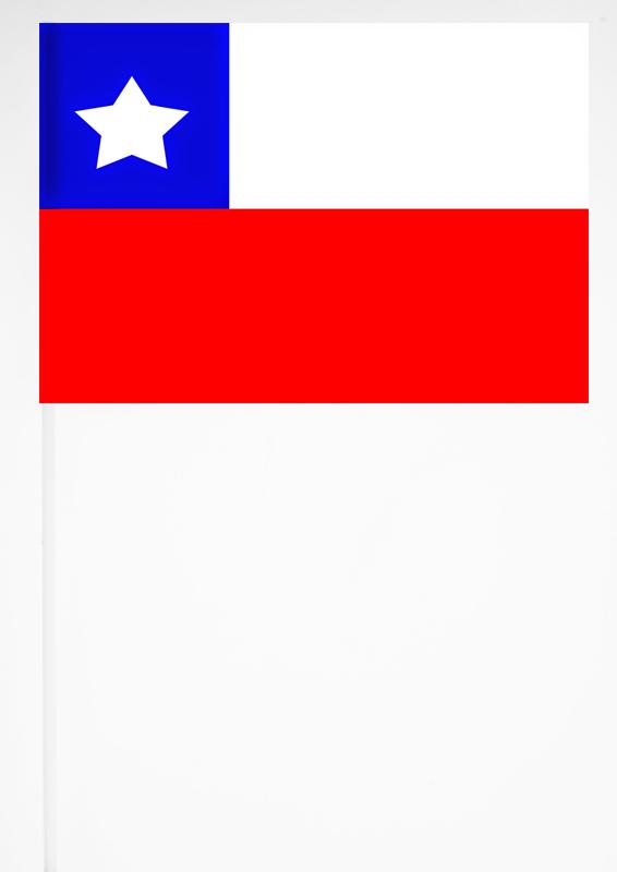 Флажок Чили на палочке
