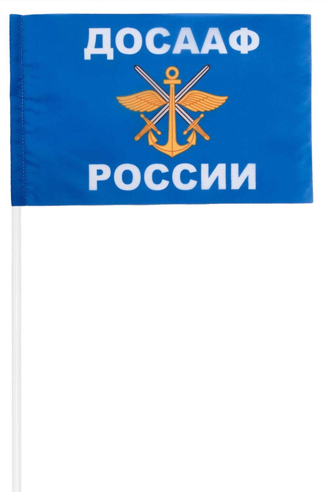 Флажок ДОСААФ РФ
