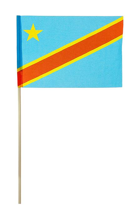 Флажок ДР Конго