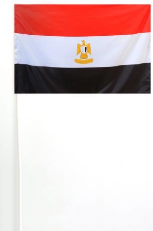 Флажок Египта на палочке