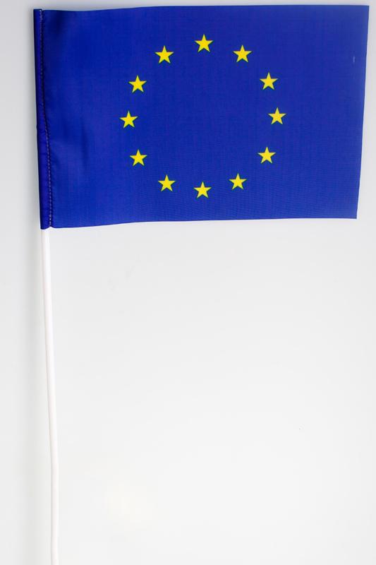 Двухсторонний флаг Евросоюза