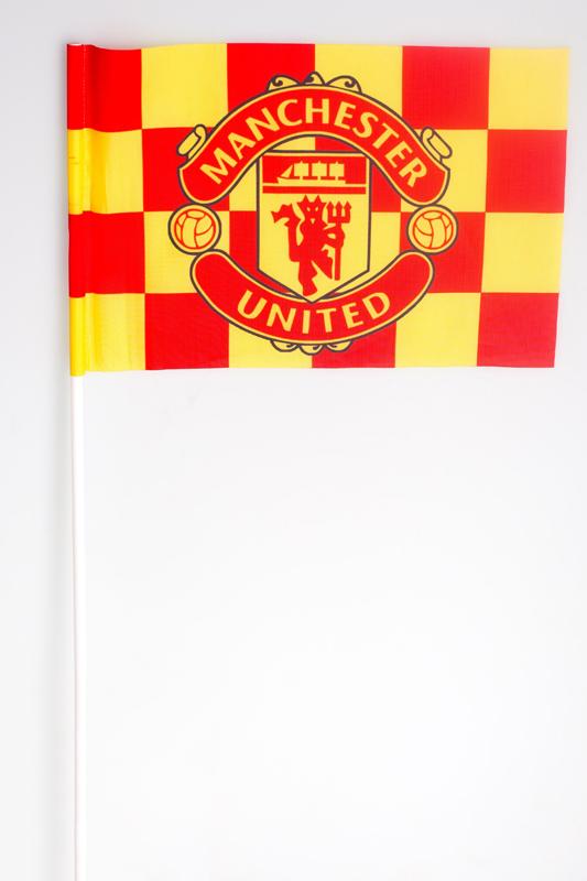 Флаг «FC Manchester United» (Манчестер Юнайтед)