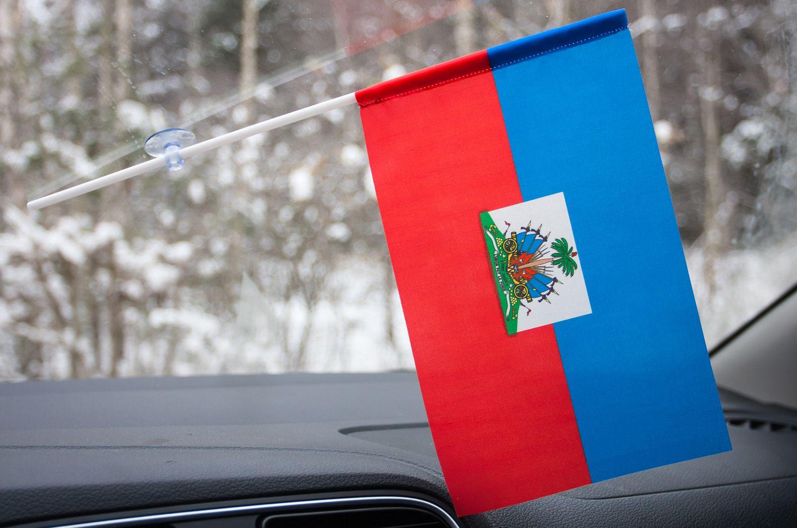 Флажок Гаити