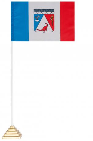 Флажок города Саки - заказать оптом