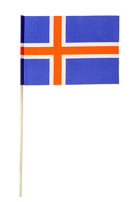 Флажок Исландии