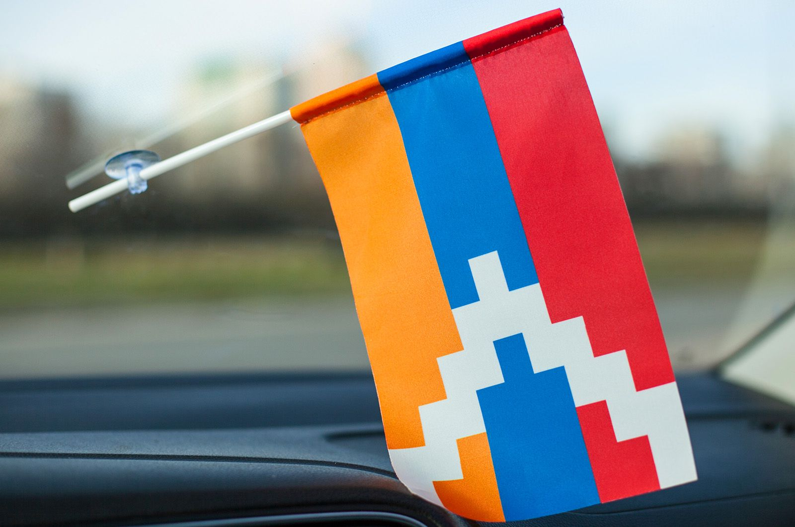 Флажок Карабаха