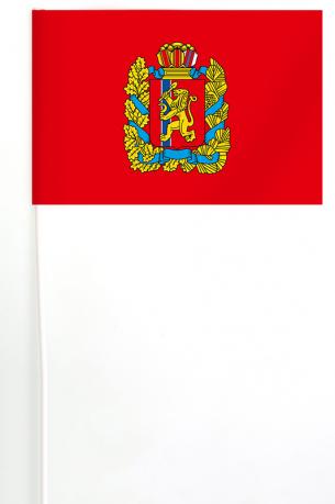 Флажок Красноярского края