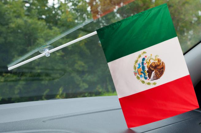 Флажок Мексики