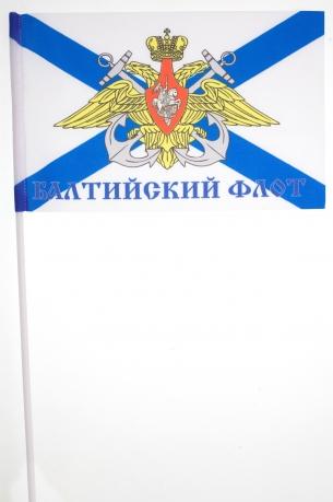 Флажок на палочке «Балтийский флот»