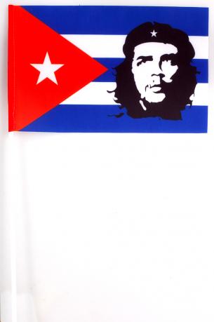 Флажок на палочке «Че Гевара»