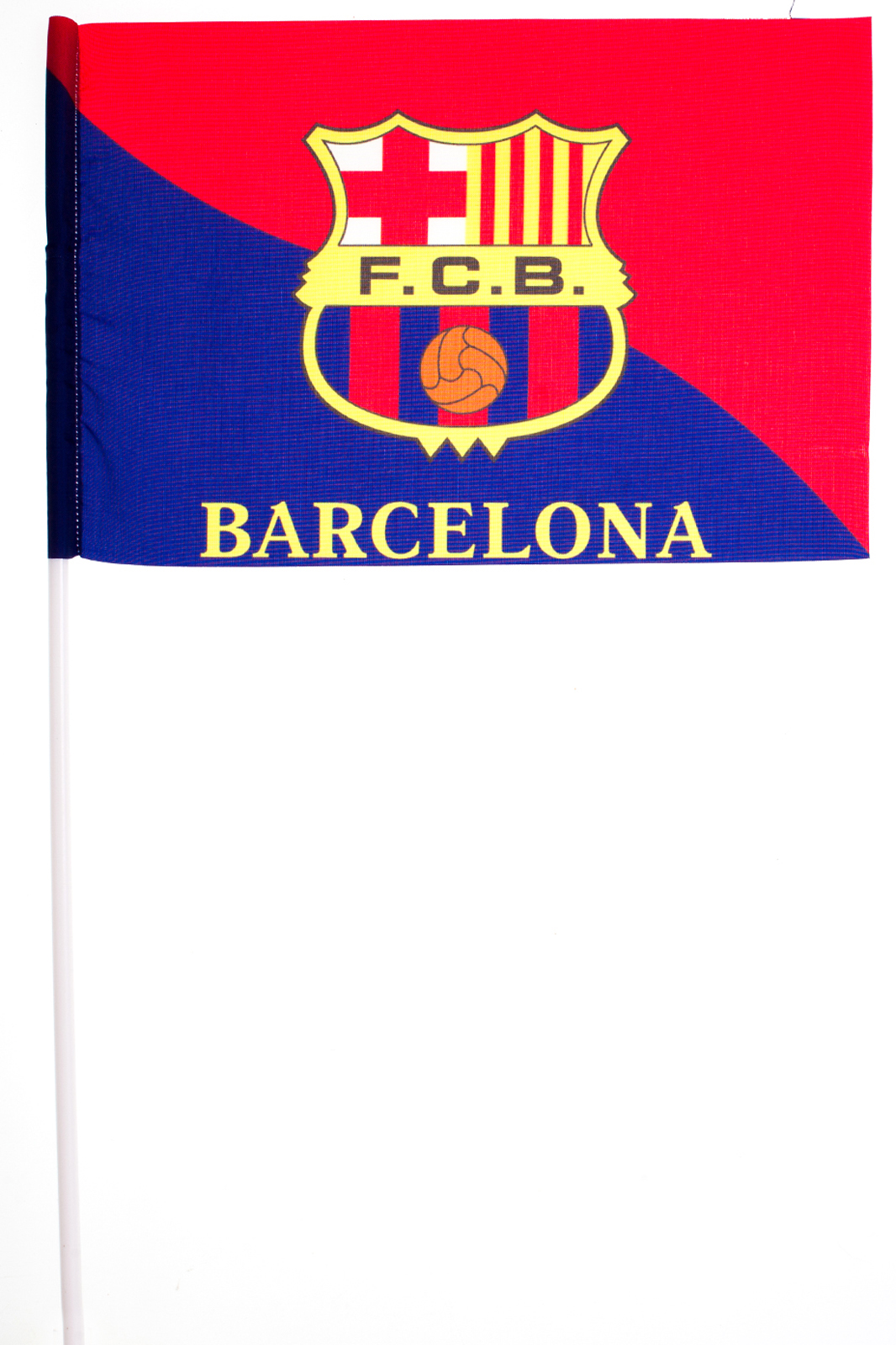 Флажок на палочке FC «Barcelona» (Барселона)