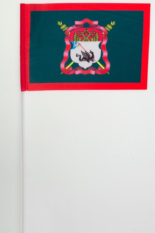 Флажок на палочке «Флаг Енисейского Казачьего войска»