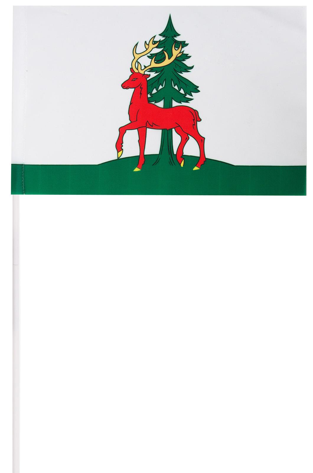 Флажок на палочке «Флаг города Елец»