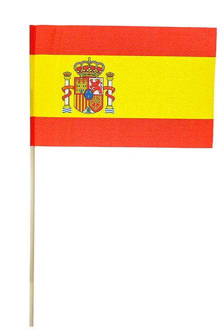 Флажок на палочке «Флаг Испании»