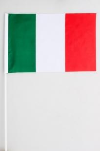 Флаг Италии по акции