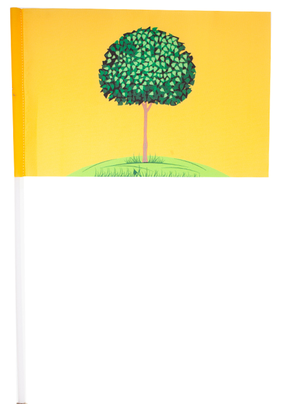 Флажок на палочке «Флаг Липецка»