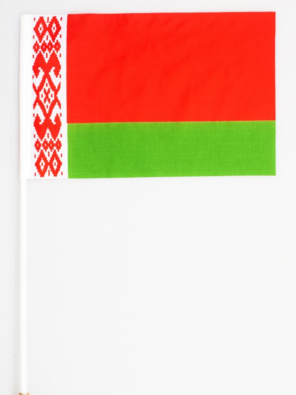Флажок на палочке «Флаг Республики Беларусь» по акции