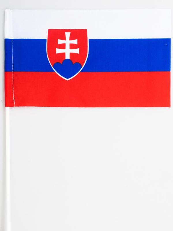 Флажок на палочке «Флаг Словакии» по акции