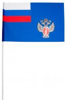Флажок на палочке «ФСКН России»