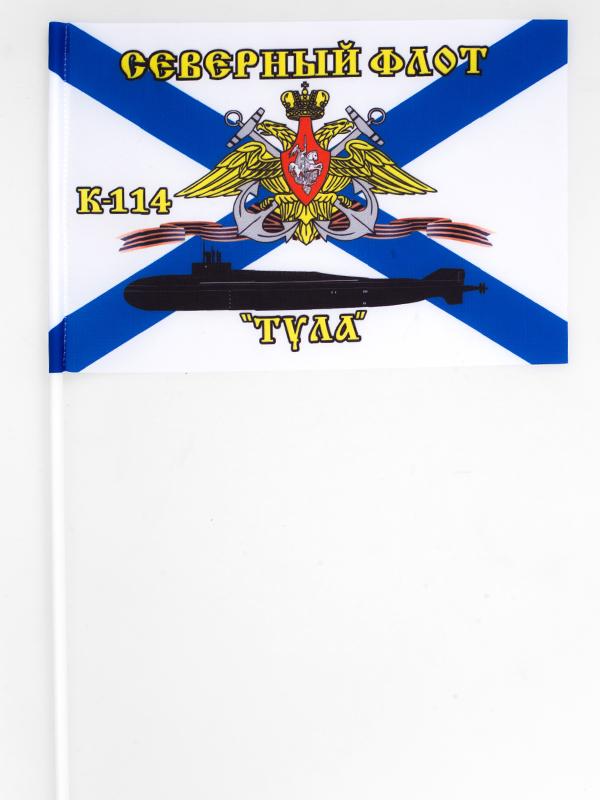 Флажок на палочке К-114 «Тула» СФ