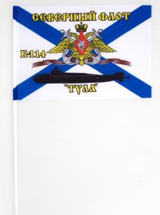 Флаг К-114 «Тула» Северный подводный флот