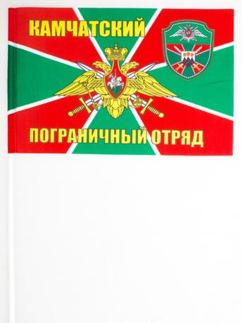 Флажок на палочке «Камчатский погранотряд»