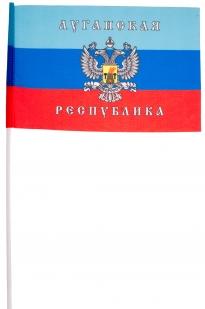 Флаг «Луганская Республика»