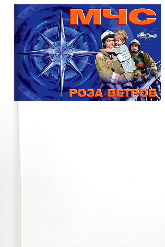 Флажок на палочке МЧС