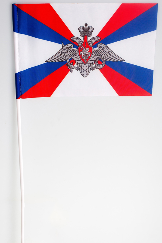 Флаг Министерства обороны