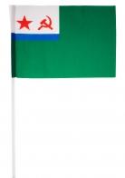 Флажок на палочке «Морчасти Погранвойск СССР»