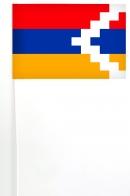 Флажок на палочке Нагорно-Карабахской Республики