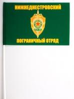 Флажок на палочке «Нижнеднестровский погранотряд»