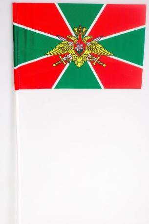 Флажок на палочке «Погранвойска России»