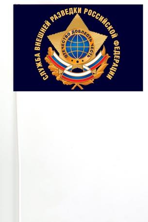 Флажок на палочке Служба внешней разведки РФ