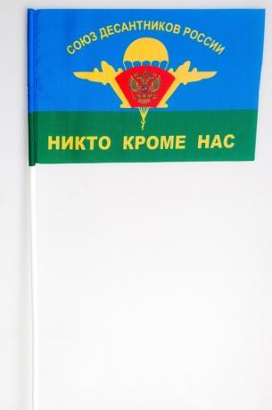 Флажок на палочке «Союз десантников ВДВ»