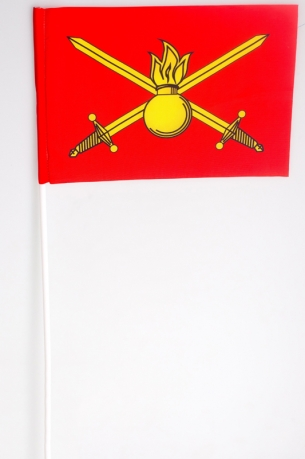 Флажок на палочке «Сухопутные войска»