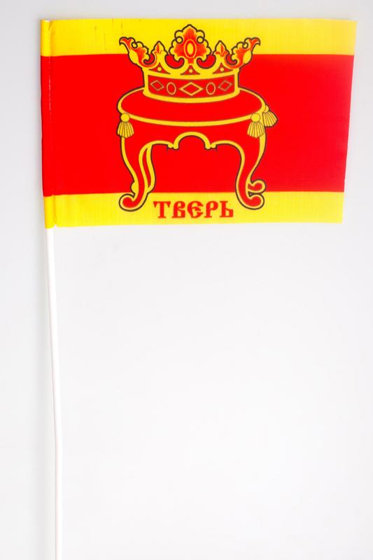 Флажок на палочке «Тверь»