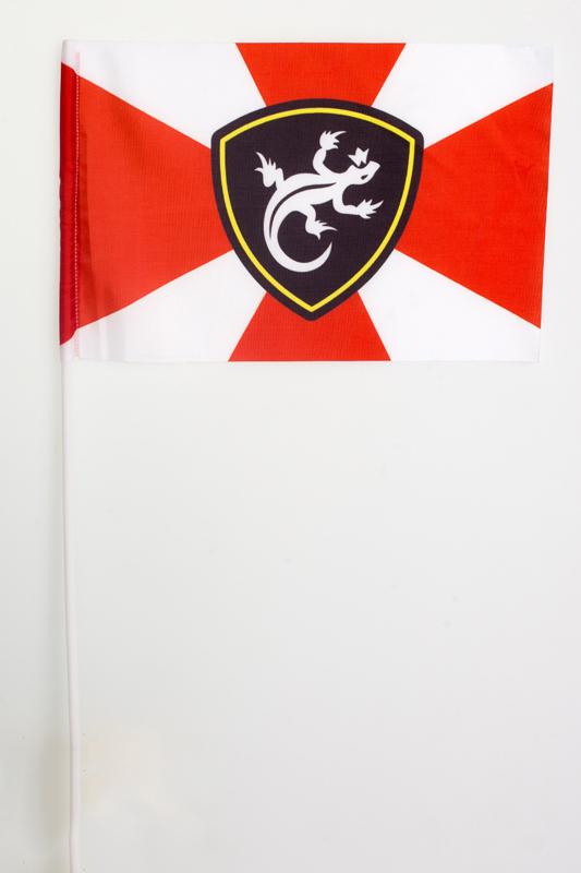 Флажок на палочке «Уральского регионального командования»
