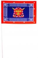 Флажок на палочке «Знамя казачьего Центрального войска»