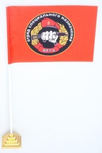 """Флаг Спецназа ВВ 20 ОСН """"Вега"""""""