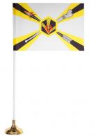 Флаг настольный Радиационной и химической защиты